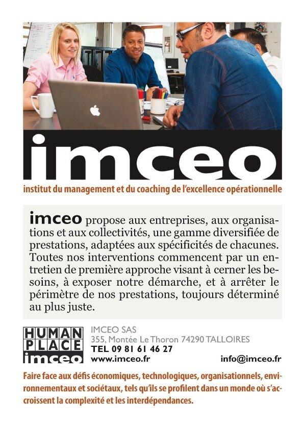 INNOBOX : premier lab HUMAN PLACE de l'imceo