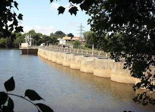 les barrages effacés et la vallée de la Sélune revitalisée pour Nicolas Hulot, ministre de l'Ecologie - 14 nov 2017