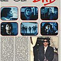 Le clip bad- salut!, septembre 1987