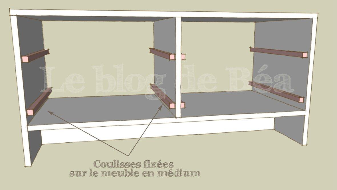 Construire un meuble en bois photos de conception de for Construire meuble