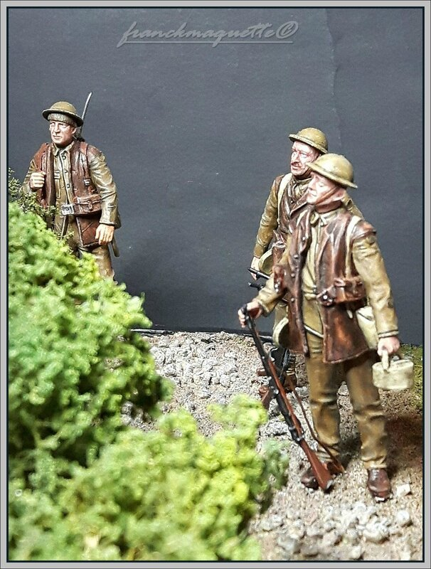 soldats anglais 1916 somme 5