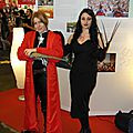 Cosplay Edward et Lust (FMA)