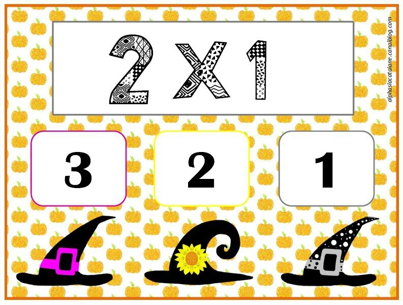 Tables de multiplication x2 jeu autocorrectif les for Jeu des tables