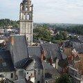 Loches : la Tour Saint Antoine
