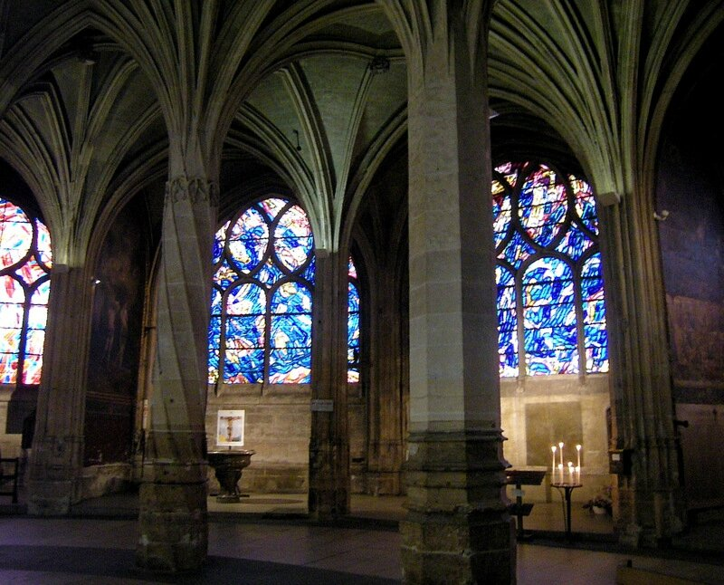 paris st severin 46