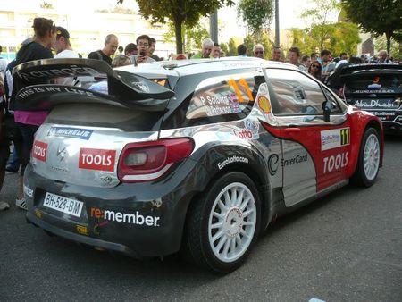 CITROËN DS3 WRC n°11 Rallye de France-Alsace Illkirch (2)