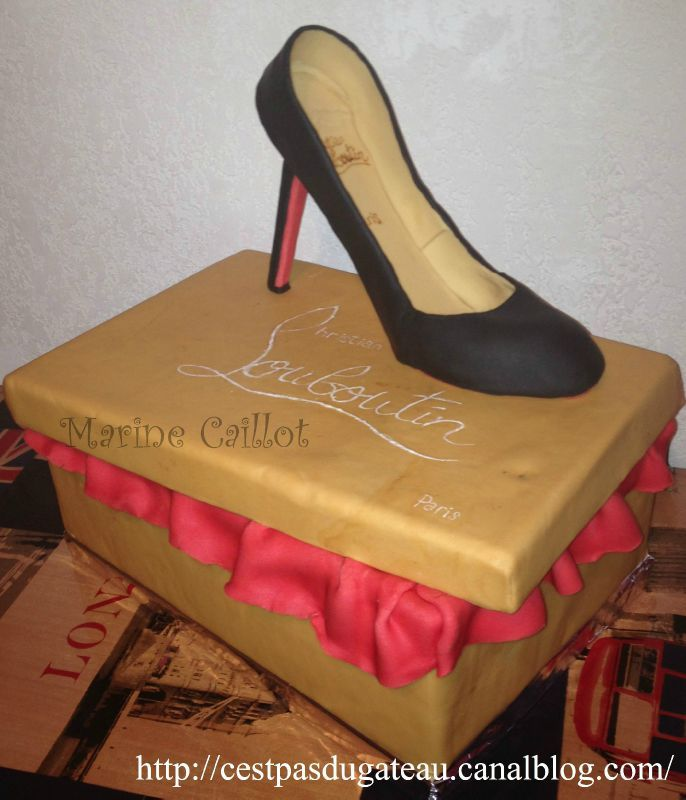 chaussure louboutin clermont ferrand