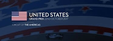 F1 USA 2017 AFFICHE WILLIAMS