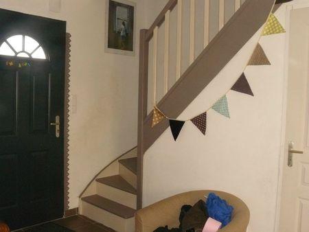 mise en peinture de l 39 escalier fun house. Black Bedroom Furniture Sets. Home Design Ideas