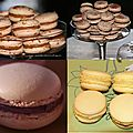 Macarons au cook'in