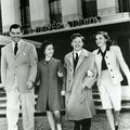 Gable, temple, rooney et garland