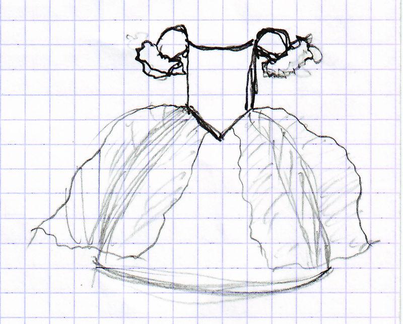 Patron couture robe princesse gratuit - Robe barbie adulte ...