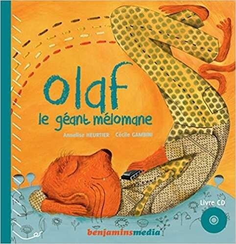 livre-Olaf le geantmelomane