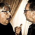 Michel gellee et rene Thomas