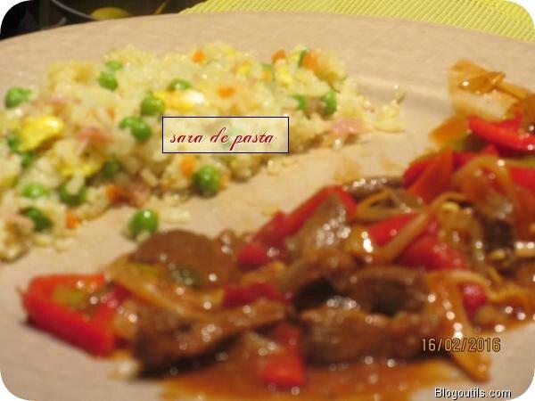 Magret de canard aux 5 épices cuisiner par mon chéri.