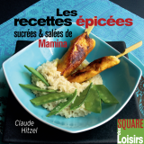 Livre Mamina Epices
