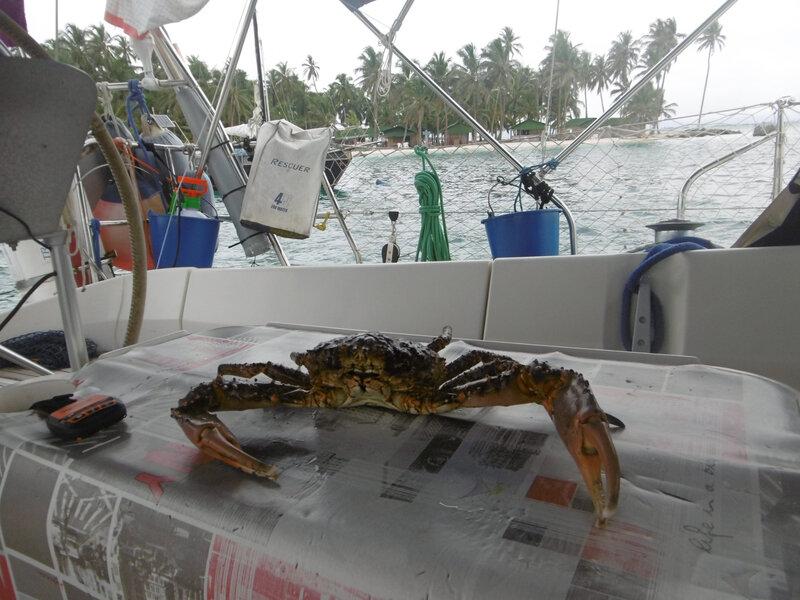 Cayo Chichimé - pécheurs de crabes (4)