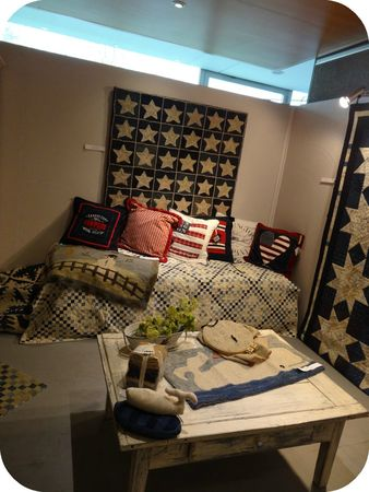 Quilts and Rugs by Polly Minick and Laurie Simpson