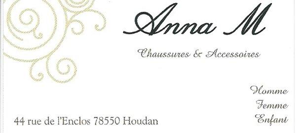Entreprises Partenaires : Anna M, Chausseur à Houdan