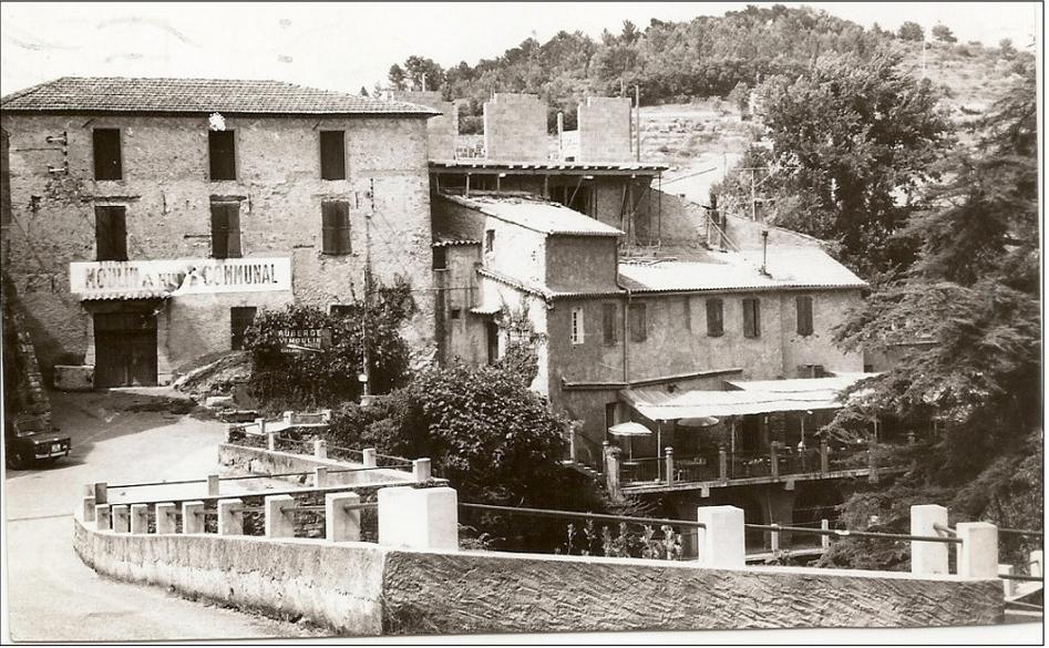 Moulin à huile communal et Auberge du Vieux Moulin