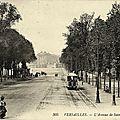 Il y a 60 ans : la fin des tramways de versailles