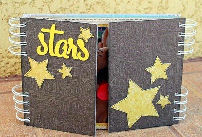 mini album Stars 07/07/09