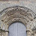Ruines de l'église Notre Dame de la Couldre