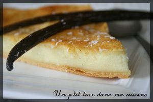 Flan noix de coco