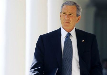 president-george-w-bush-decision-points-photo