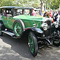 Vauxhall 30/98 hp clinton saloon 1926