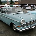 Opel kapitän p2 1959-1963