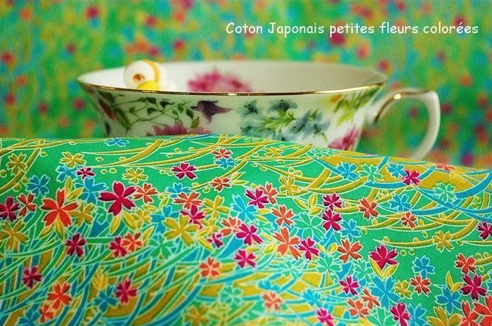 Coton_Japonais_petites_fleurs_colorees