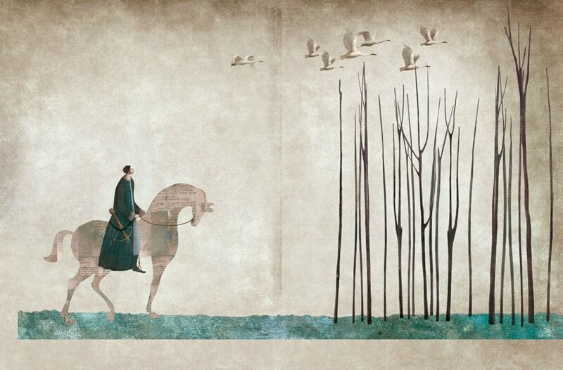 Gabriel Pacheco 1973 - Mexican Surrealist Visionary painter - Tutt'Art@ (37)