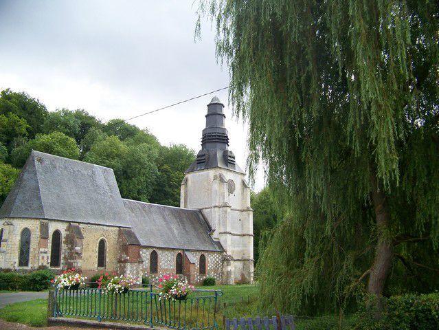 Agnières Église du XIIIème siècle (5)