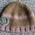 Bonnet 11 Knit It Book