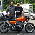 003 - CAFE RACER : 1000 Z de Michel