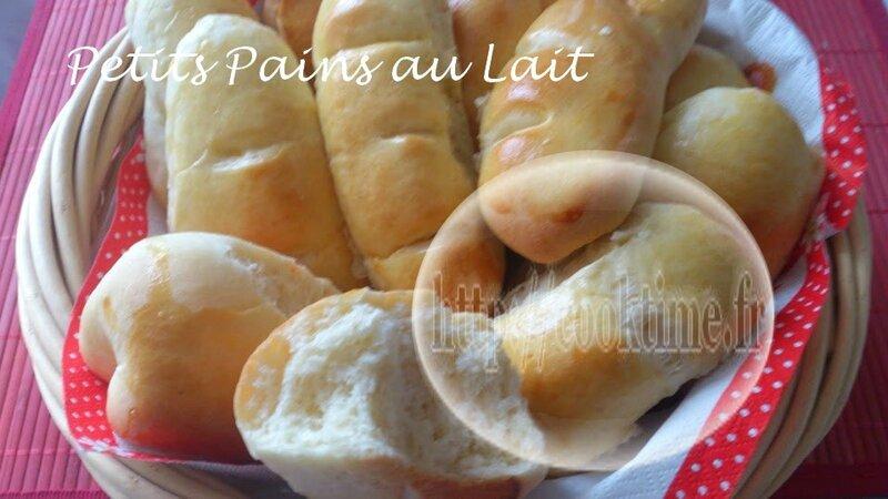 Petits pains au lait 1