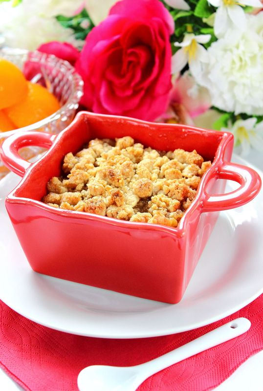 CRUMBLE POMMES & PECHES7