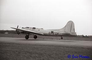 B-17 G-FORT ex IGN Creil 0484 EM