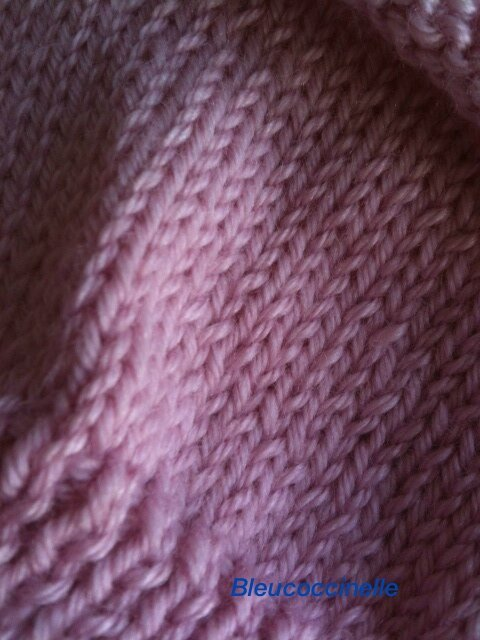 tricot rose