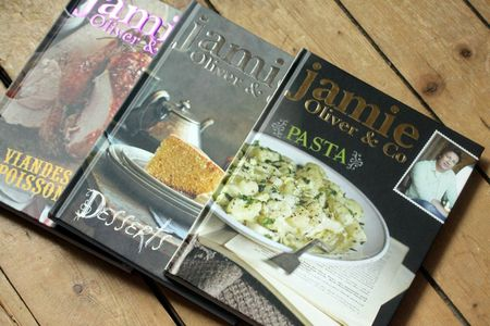livres jamie oliver blog chez requia