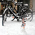 Paris, Neige, vlo bonhomme de neige_5035