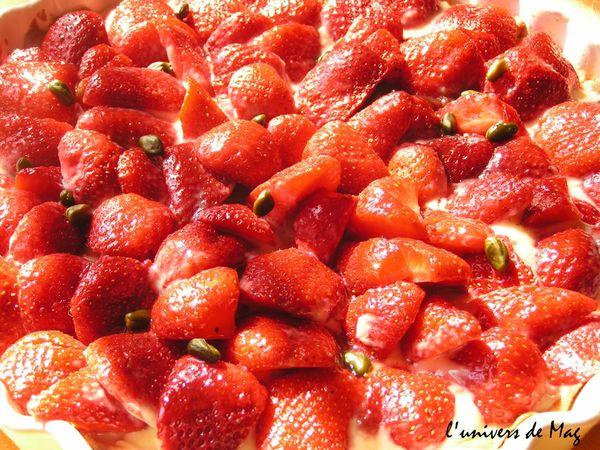 tarte aux fraises 002