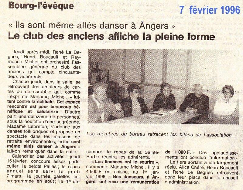 LES ANCIENS 1996-02-07