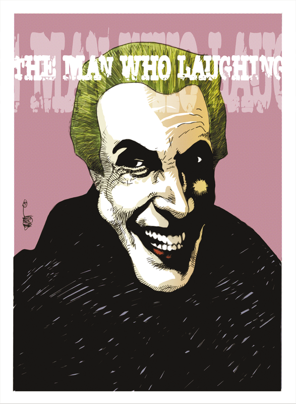 The-man-who-laughing