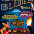 Affiche : Wild West Blues Revue