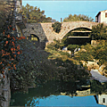 Trans en Provence-Le Pont Vieux couleur