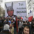 Une explosion sociale jugée possible dans les prochains mois par 2/3 des français