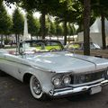 Imperial crown 2door convertible 1961
