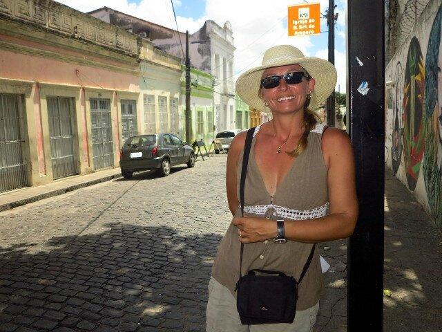 Olinda dans la rue